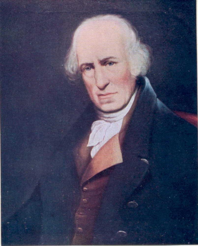 James Watt inventor de la máquina de vapor
